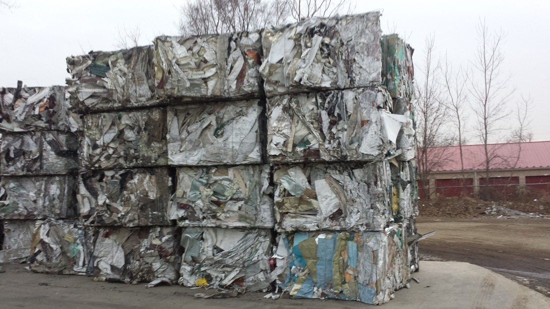 Metal recycling Services Michigan - 20141204_165611