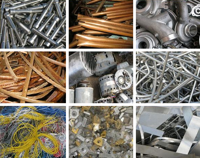 Haggerty Metals buys scrap Aluminum Copper Brass Wire Electric Motors Stainless steel Transformers Radiators Edm Wire Tugsten Carbide Iron - metal